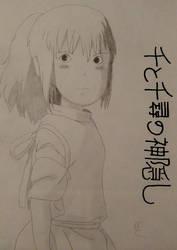 Chihiro/Sen by LeMystere3