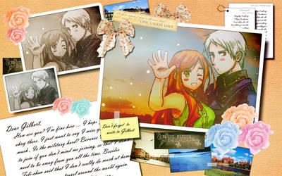 Dear Gilbert by nurselorry01