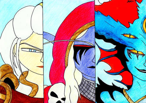 World of Warcraft: The Warbringers by lordtrigonstar