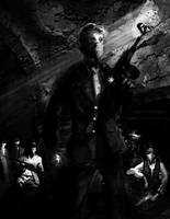 The Underground by greyorm