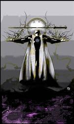 Witch-Knight by greyorm