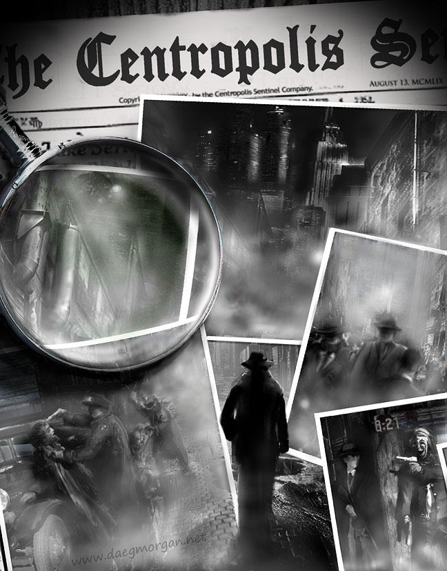 Centropolis Cover Image by greyorm