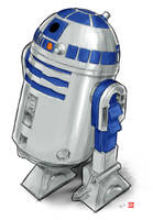 Quick R2D2 by randychen