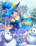 Lily Moon by RanqiLi