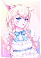 Mira-chan by RanqiLi
