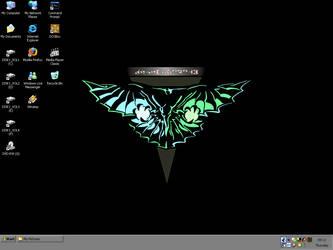 My Imperial Desktop by Digital-Ronin