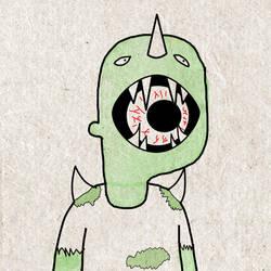 Monster 2 by MrGalih