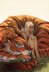 Tigris by Shilloshilloh