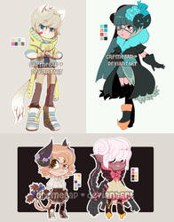 Adoptable compilation by Shilloshilloh