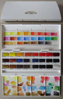 Winsor and Newton Cotman Watercolor by pesim65