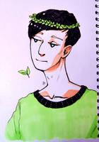 Plantboy!Phil by Julia-Kisteneva