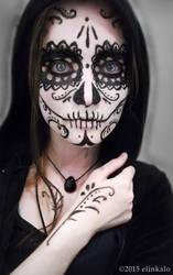 Lady Death by elinkalo