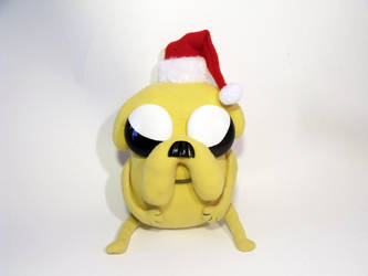 Jake The Dog Toy by Zombie-worm