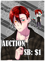 [CLOSED] $1 SB AUCTION by KairiCat7