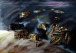 .HW. Black Taiidan StrikeForce by Outcast111
