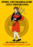 Join the Kilted Crusade by ToyScoutNessie