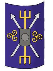 Ghuc - legionata Mona by ToyScoutNessie