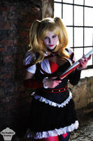 Harley Quinn (Arkham Knight) 9 by ThePuddins
