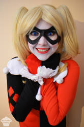 Classic Harley Quinn 18 by ThePuddins