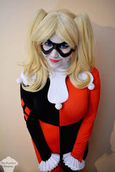 Classic Harley Quinn 20 by ThePuddins