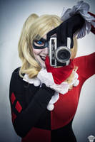 Classic Harley Quinn 30 by ThePuddins
