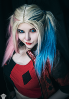 Harley Quinn (Rebirth) 6 by ThePuddins