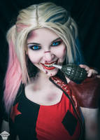 Harley Quinn (Rebirth) 7 by ThePuddins