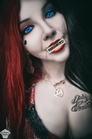 Harley Quinn (Mash up) by ThePuddins