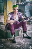 Punk Joker 4 by ThePuddins