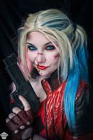 Harley Quinn (Rebirth) 10 by ThePuddins