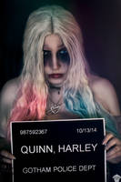 Harley Quinn (Suicide Squad - Club) 4 by ThePuddins