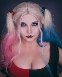 Harley Quinn (Injustice 2) 8 by ThePuddins