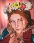 Triss Merigold 7 by ThePuddins
