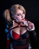 Harley Quinn (Arkham Knight) 33 by ThePuddins