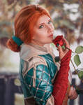 Triss Merigold 10 by ThePuddins