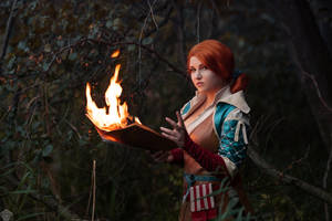 Triss Merigold 11 by ThePuddins
