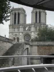 Cathedrale Notre Dame de Paris by Alicetiger