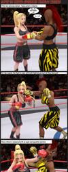Sofia vs Tanya - Advanced Tigress taming by mysticx1