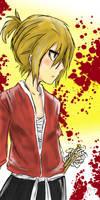 K-ON: RitsU goes SAmuRAI by TypeVEE