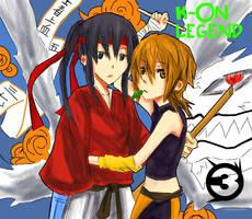 K-ON legend 3 by TypeVEE