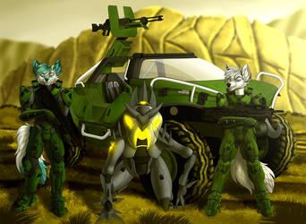 Patrol by TalesFoxdale