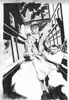 Batgirl-Cassandra-73 pg 22 by JesseDelperdang