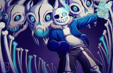 [Megalovania Intensifies] by Oriana132