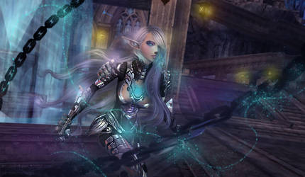 Lineage 2 by Valoncar