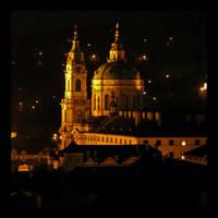 Night Prague IV by Seu4