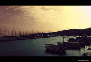 Port de Palma by Seu4