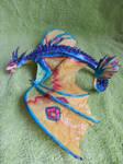 Exotic dragon sculptue 5 by Blazsek
