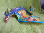 Exotic dragon sculptue 6 by Blazsek
