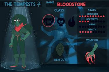 GQ App: Bloodstone by nirnroots