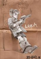 Lora by Nicoob